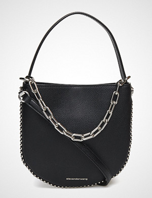 Alexander Wang håndveske, Roxy Mini Hobo Xbody Wht Refined Pebble Calf/Ir