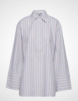Dagmar skjorte, Lollo Langermet Skjorte Blå DAGMAR