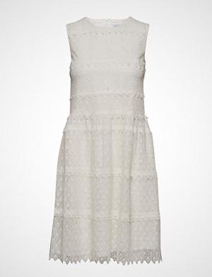 Cathrine Hammel kjole, Coquette Dress Knelang Kjole Hvit CATHRINE HAMMEL