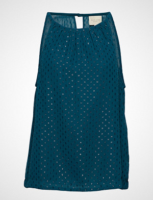 Lollys Laundry bluse, Phillipa Top Bluse Ermeløs Grønn Lollys Laundry