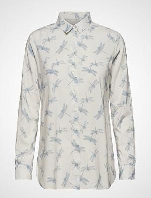 Barbour skjorte, Barbour Bowfell Shirt Langermet Skjorte Hvit BARBOUR