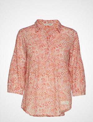 Odd Molly bluse, Flowering Spirit Shirt