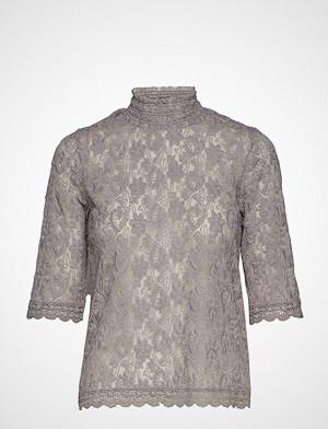 Odd Molly bluse, Sway High Blouse Bluse Langermet Grå ODD MOLLY