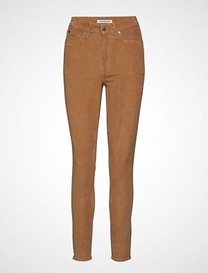 Calvin Klein bukse, High Rise Skinny Cor