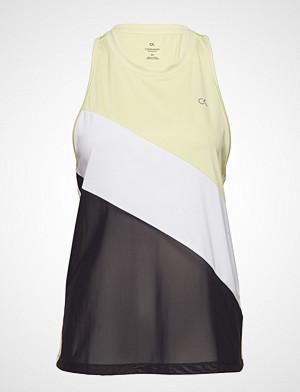 Calvin Klein Performance singlet, Tank T-shirts & Tops Sleeveless Hvit CALVIN KLEIN PERFORMANCE