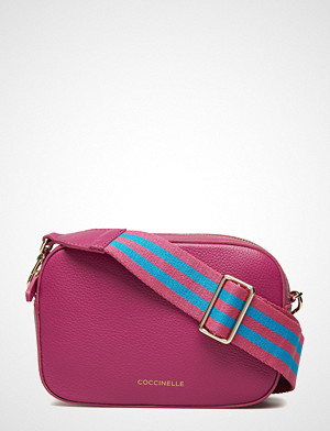 Coccinelle Mini Bag Bags Small Shoulder Bags/crossbody Bags Rosa COCCINELLE