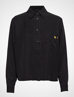 Tiger of Sweden Jeans skjorte, Lee. Langermet Skjorte Svart TIGER OF SWEDEN JEANS