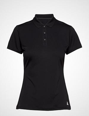 adidas Tennis T-skjorte, Club Polo W T-shirts & Tops Short-sleeved Svart ADIDAS TENNIS