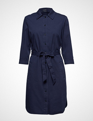 Marc O'Polo kjole, Dress, Straight-Fitted, Detailed Co
