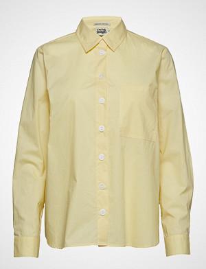 Twist & Tango skjorte, Dani Shirt Cream Yellow Langermet Skjorte Gul TWIST & TANGO