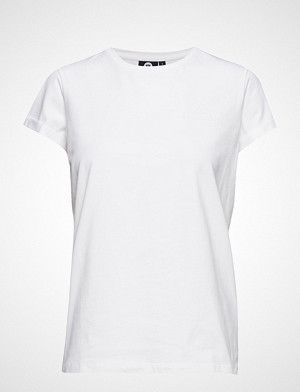 Hummel T-skjorte, Hmlisobella T-Shirt S/S T-shirts & Tops Short-sleeved Hvit HUMMEL