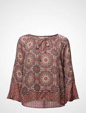 Odd Molly bluse, Honey-Coated L/S Blouse
