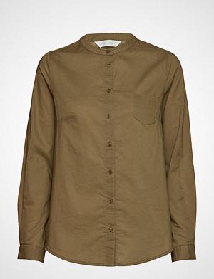 Gai+Lisva skjorte, Woodie Langermet Skjorte Brun GAI+LISVA