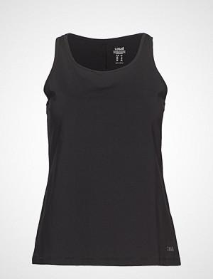 Casall singlet, Essential Relaxed Tank T-shirts & Tops Sleeveless Svart CASALL