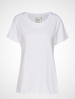 Denim Hunter T-skjorte, 09 The Otee T-shirts & Tops Short-sleeved Hvit DENIM HUNTER