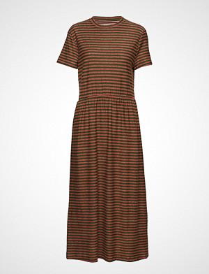 Libertine-Libertine kjole, Zink Knelang Kjole Brun LIBERTINE-LIBERTINE