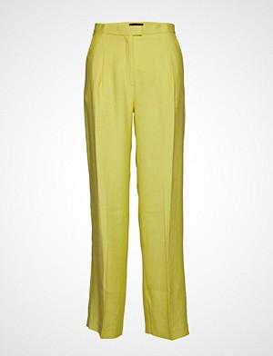 Storm & Marie bukse, Glow-Pa Vide Bukser Gul STORM & MARIE