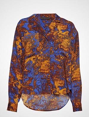 Tiger of Sweden Jeans bluse, Pansy Pr Bluse Langermet Multi/mønstret TIGER OF SWEDEN JEANS