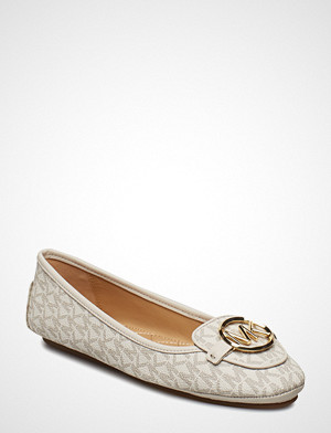 Michael Kors Shoes ballerinasko, Lillie Moc Ballerinasko Ballerinaer Creme MICHAEL KORS SHOES