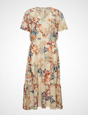 Lollys Laundry kjole, Filuca Dress Knelang Kjole Rosa LOLLYS LAUNDRY