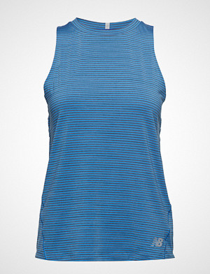New Balance singlet, Seasonless Tank T-shirts & Tops Sleeveless Blå NEW BALANCE