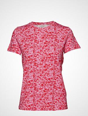 Pieszak T-skjorte, Louisa Tee T-shirts & Tops Short-sleeved Rød PIESZAK
