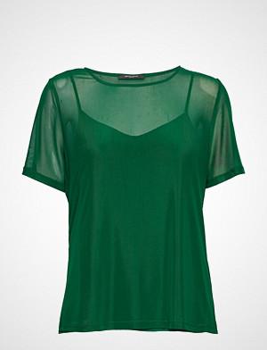 Bruuns Bazaar T-skjorte, Thora Joy Tee T-shirts & Tops Short-sleeved Grønn BRUUNS BAZAAR