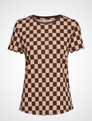 Baum Und Pferdgarten T-skjorte, Juicy T-shirts & Tops Short-sleeved Brun BAUM UND PFERDGARTEN