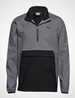 Puma Golf jakke, Retro Wind Jacket Jakke Grå PUMA GOLF