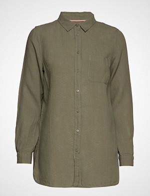 Part Two skjorte, Kiva Sh Langermet Skjorte Grønn PART TWO