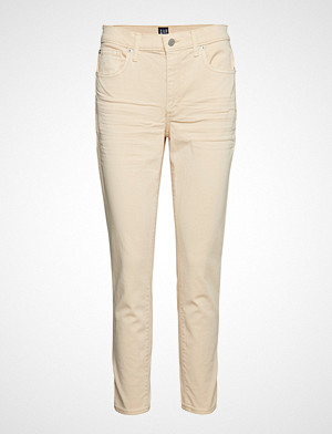 GAP jeans, Tr Skinny Ankle Washed Color Skinny Jeans Creme GAP