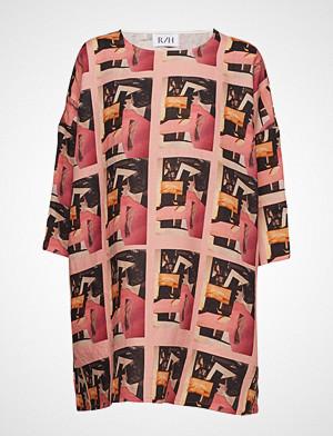 R/H Studio kjole, Square Kort Kjole Multi/mønstret R/H STUDIO