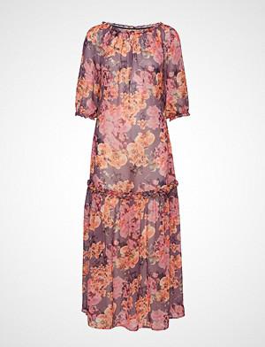 Residus kjole, Birgitte Dress Maxikjole Festkjole Multi/mønstret RESIDUS