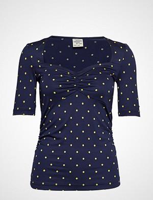 Baum Und Pferdgarten T-skjorte, Joulee T-shirts & Tops Short-sleeved Blå BAUM UND PFERDGARTEN