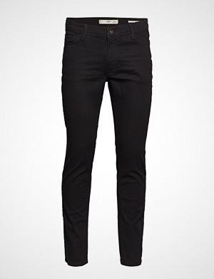 Mango Man collegegenser, Slim Fit Black Jan Jeans Slim Jeans Svart MANGO MAN