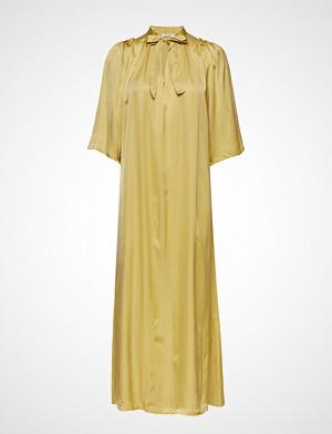 nué notes kjole, Chicago Dress Knelang Kjole Gul NUÉ NOTES