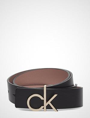 Calvin Klein belte, 3cm Rev. Ck Giftset Belte Brun CALVIN KLEIN