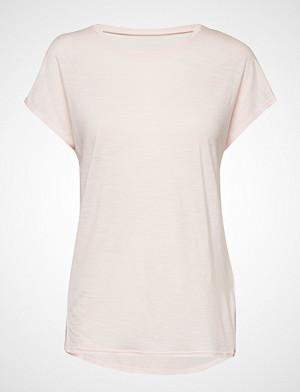 Houdini T-skjorte, W'S Activist Tee T-shirts & Tops Short-sleeved Creme Houdini