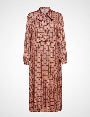 nué notes kjole, Martha Dress Knelang Kjole Oransje NUÉ NOTES