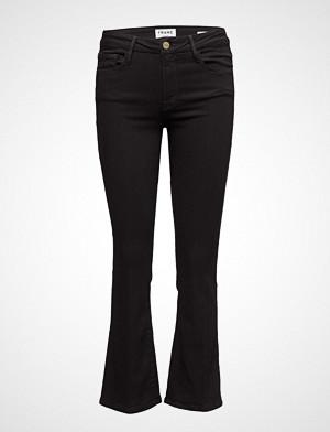 FRAME jeans, Le Crop Mini Boot Jeans Boot Cut Svart FRAME
