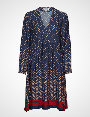 Libertine-Libertine kjole, Mirror Knelang Kjole Blå LIBERTINE-LIBERTINE