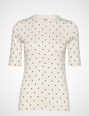 Baum Und Pferdgarten T-skjorte, Jamelia T-shirts & Tops Short-sleeved Hvit BAUM UND PFERDGARTEN