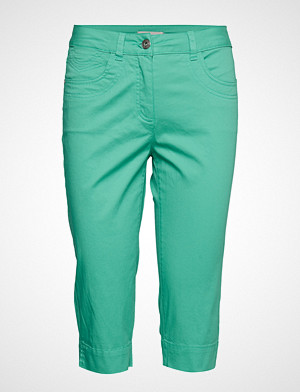 Brandtex jeans, Capri Pants Skinny Jeans Grønn BRANDTEX