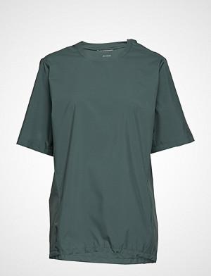 Houdini T-skjorte, Weather Tee T-shirts & Tops Short-sleeved Grønn HOUDINI