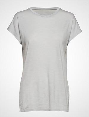 Houdini T-skjorte, W'S Activist Tee T-shirts & Tops Short-sleeved Grå HOUDINI