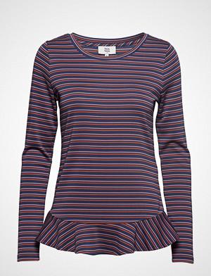 Noa Noa T-skjorte, T-Shirt T-shirts & Tops Long-sleeved Lilla NOA NOA