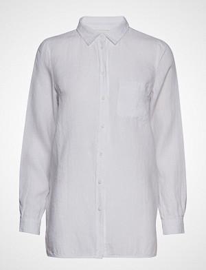Part Two skjorte, Kiva Sh Langermet Skjorte Hvit PART TWO