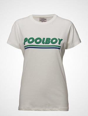 Baum Und Pferdgarten T-skjorte, Eira T-shirts & Tops Short-sleeved Creme BAUM UND PFERDGARTEN