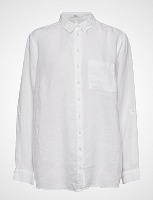BRAX skjorte, Victoria Langermet Skjorte Hvit BRAX