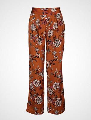 Trousers Vide Bukser Multimønstret ROSEMUNDE